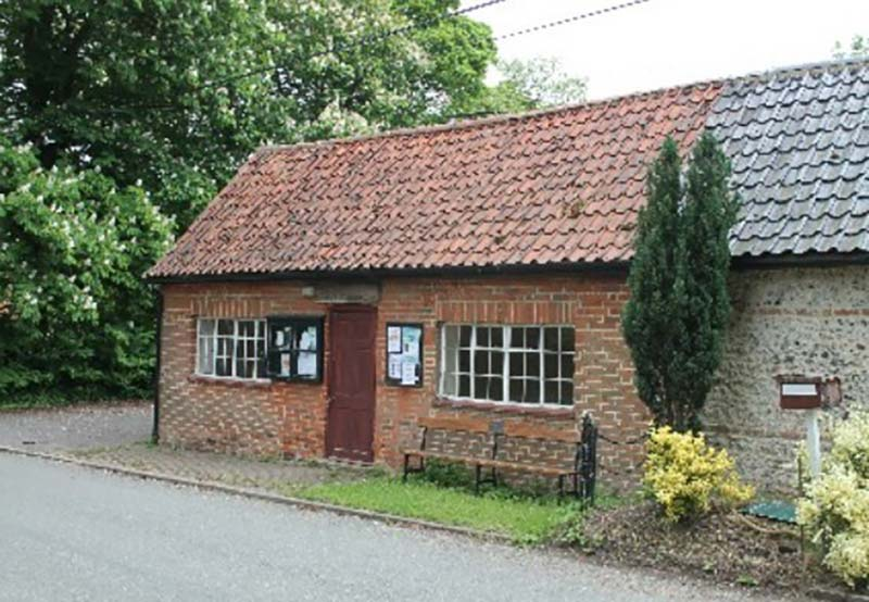 Cowlinge Village Hall, Suffolk