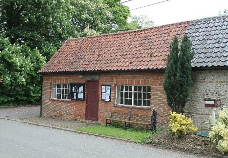 Cowlinge Village Hall, Suffolk