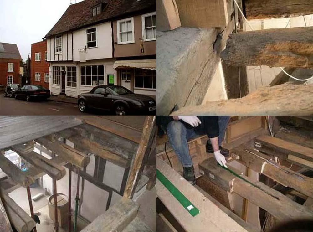 Rotafix Resin Timber Repair